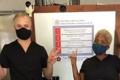 Atlanta Hair Salon Covid-19 Safety Procedures & Cleanliness Protocols