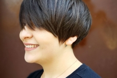 Pixie Haircuts in Atlanta by Dee at The Cherry Blossom Salon