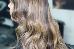 Caramel Balayage in Atlanta by Dee at The Cherry Blossom Salon