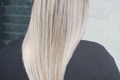 Platinum Blonde Hair Color and Blonde Balayage in Atlanta by Dee at The Cherry Blossom Salon
