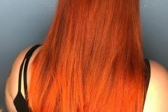 Copper Hair Color in Atlanta by Jessica at The Cherry Blossom Salon