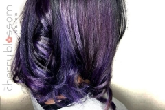 atlanta-violet-Vivid Violet Hair in Atlanta by Jessica at The Cherry Blossom Salonhair