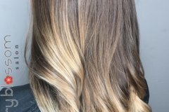 Beautiful Natural Balayage in Atlanta by Jessica at The Cherry Blossom Salon