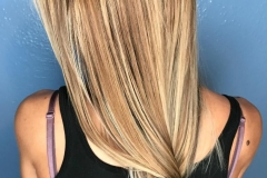 Natural Balayage and Highlights in Atlanta by Jessica at The Cherry Blossom Salon