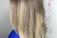 Blonde Balayage in Atlanta by Jessica at The Cherry Blossom Salon