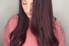 Brunette Colormelt in Atlanta by Jessica at The Cherry Blossom Salon