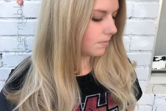 Color Correction and Balayage in Atlanta by Jessica at The Cherry Blossom Salon