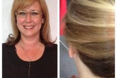 Mediuim Blonde Highlights in Atlanta by Keirsta at The Cherry Blossom Salon
