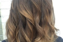 Light Brown Balayage in Atlanta by Keirsta at The Cherry Blossom Salon