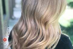 Blonde Balayage Highlights in Atlanta by Kevin at The Cherry Blossom Salon