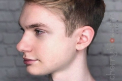 Men's Highlights and Haircuts in Atlanta by Kevin at The Cherry Blossom Salon