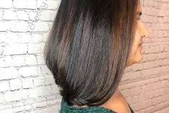 First-time-color-and-Brazilian-Blowout