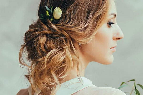 altanta bridal hair and makeup