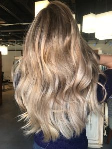 Color Melt Blonde
