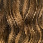 balayage atlanta caramel highlights