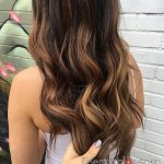 beautiful balayage atlanta highlights