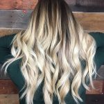 blonde balayage atlanta