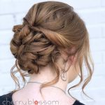 bridal updo atlanta
