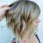 short blonde balayage hair atlanta