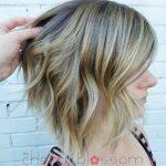 short blonde balayage hair atlanta