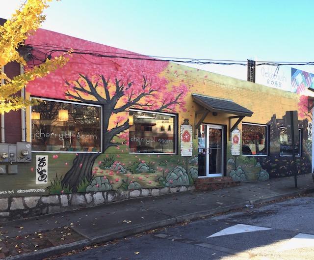 The Cherry Blossom Salon Atlanta